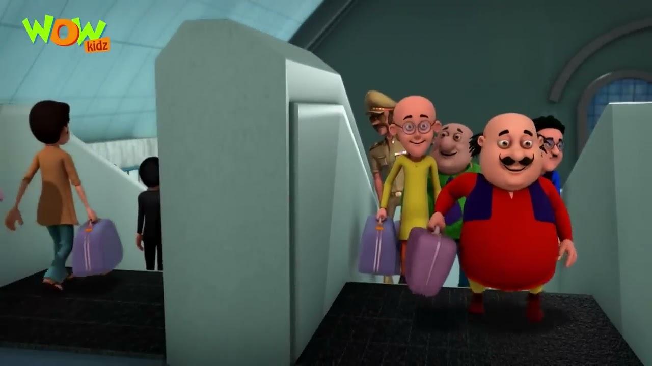 Download MOTU PATLU In Hong Kong | Full Movie | Wow Kidz