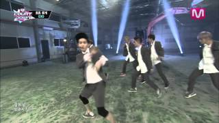 EXO_으르렁 (Growl by EXO@M COUNTDOWN 2013.8.1)