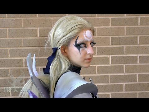 DIANA! League of Legends Cosplay at ConnectiCon 2014 - 동영상