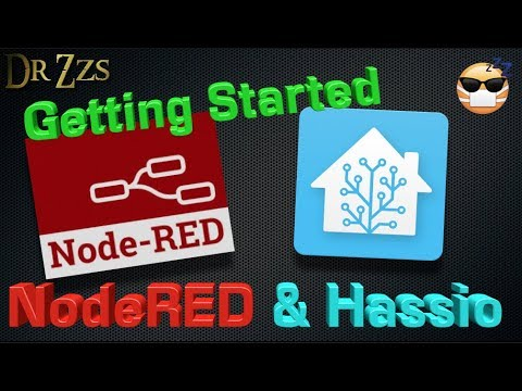 NodeRed Hassio Install | Home Assistant | Home Automation |
