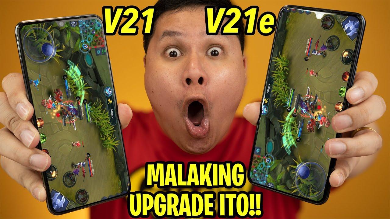 Vivo V21e and Vivo v21 5G Full Review - MATINDI ANG CAMERA, MATINDI SA GAMING!