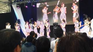 Tokyo Performance Doll MC outro on Saturday (July 23, 2016) at J-Po...