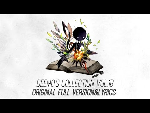 [Deemo] Deemo's Collection Vol.1B (Original Full Ver. Soundtrack&Lyrics)