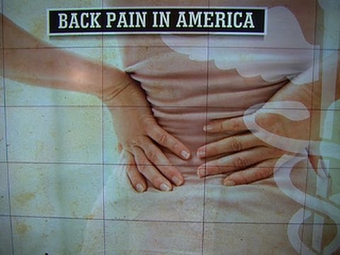 Back pain: Are you getting the right treatment for your backache?