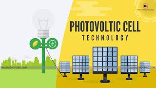 ✅ Solar Energy Devices 2D Explainer Video || Animated Video Production For Solar Energy Production