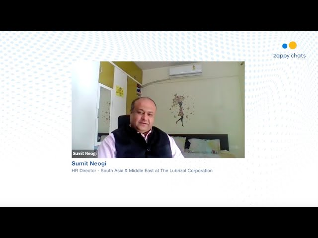 Zappychats S1E1 with Sumit Neogi: How HRs Can Become True Partners with Digital Transformation