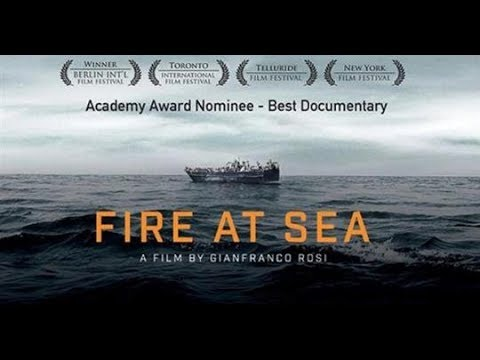 Doc-Review discusses Fire at Sea