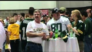 Packers Tailgate Tour makes surprise visit in Madison