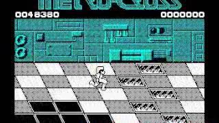 Metro-Cross Walkthrough, ZX Spectrum