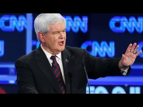 Gingrich Would Ignore US Military Commanders On Iran