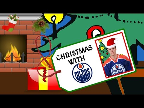 NHL Secret Santa: Edmonton Oilers edition