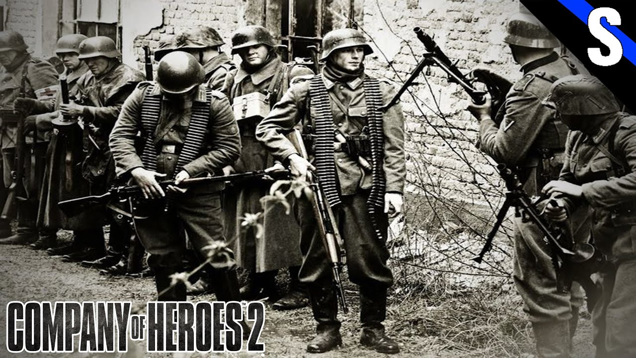 Company of Heroes 2: Soviet Commander - Soviet Industry Tactics 2013 pc game Img-1