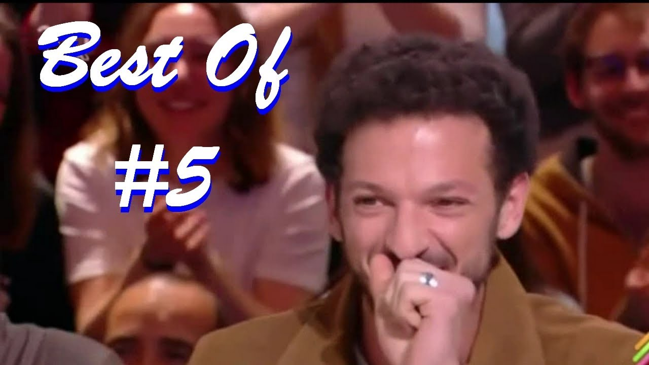 Vincent Dedienne - Best Of #5 - YouTube