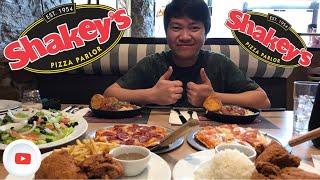 Shakey's Pizza   Birth Month   Mukbang