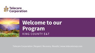 King County E&T Tour
