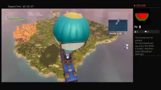 Fortnite solos!!! My first stream going for high kill games!!!!!!