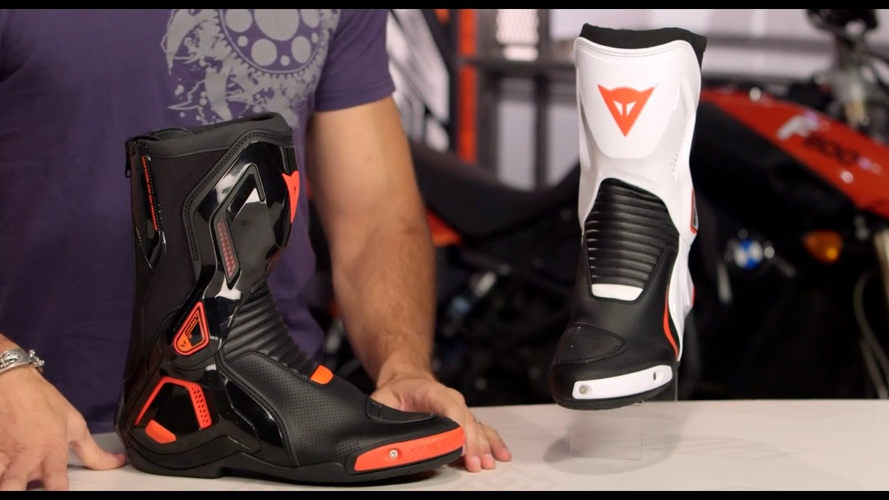 Dainese Course D1 Out Boots Review at