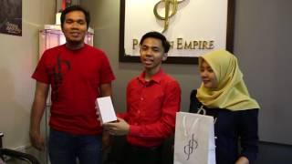 POK DIN EMPIRE - Hadiah iPhone 6