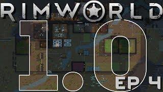 RIMWORLD 1.0 | Power Up | Ep 04 | RimWorld 1.0 Gameplay!