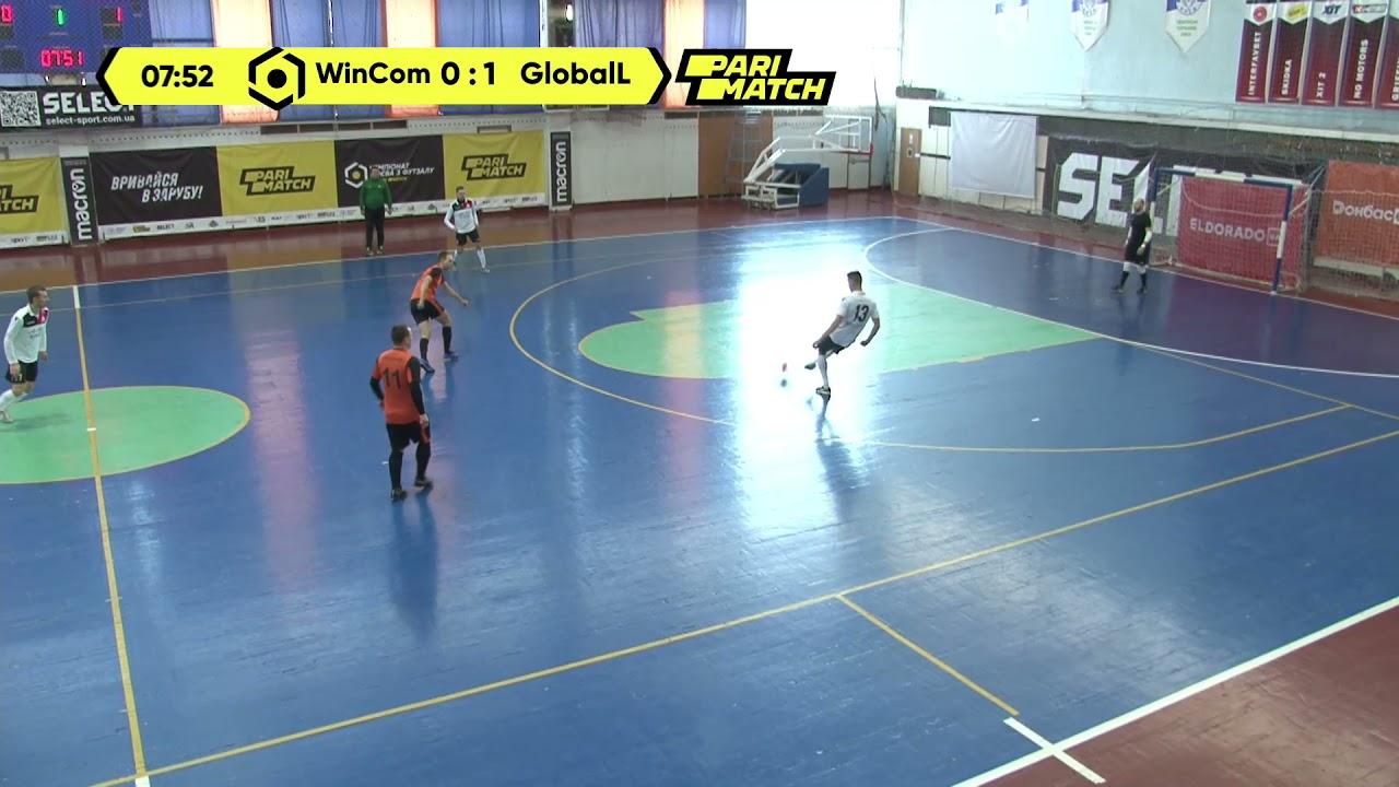Матч повністю | WinnCom 0 : 5 GlobalLogic