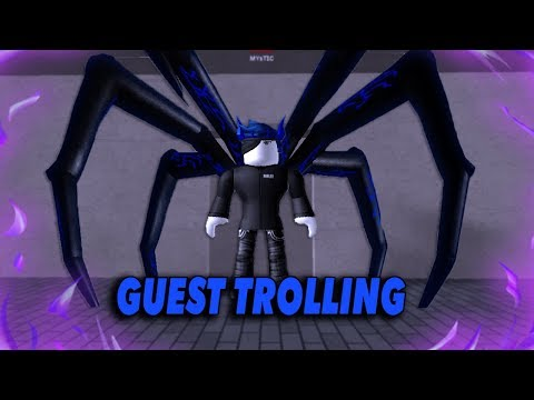 Guest Trolling!   Ro-Ghoul