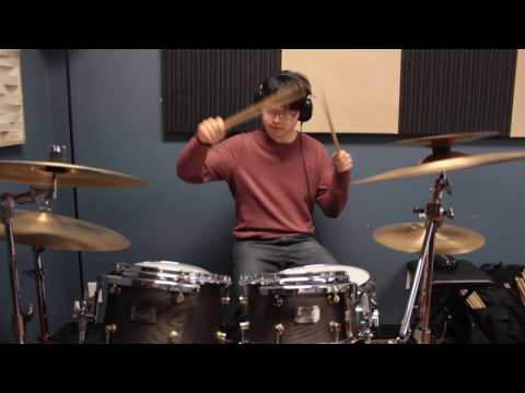 Turn It Up | Planetshakers (Drum Cover)