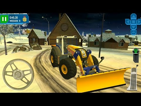 ski resort driving simulator 2 plow tractor android. Black Bedroom Furniture Sets. Home Design Ideas