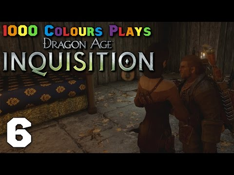 Dragon Age: Inquisition (6) - K Thnx. Still Not Joining!