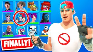 Crossover Skins We ACTUALLY Want in Fortnite! (Season 7)