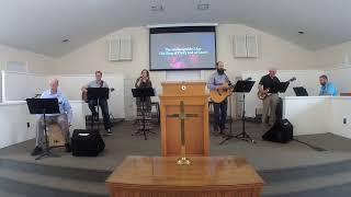 March 28, 2021 - Persistent in Prayer (Mathew 7:7-11) at Lakeside Baptist Church
