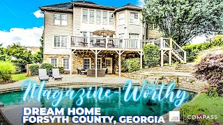 COLE TEAM Introduces: 2515 Goodrick Lane, Cumming, Georgia 30041 in Windermere Golf & Country Club