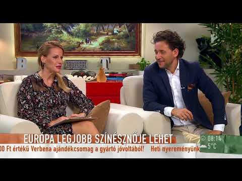 Borbély Alexandrával olyan dolog történt, ami magyar színésznővel még soha - tv2.hu/mokka