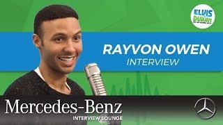 Rayvon Owen on Being Vegan at Thanksgiving | Elvis Duran Show