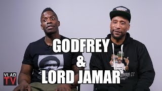 Vlad Disagrees with Lord Jamar amp Godfrey on Kanye Needing Forgivness Part 8