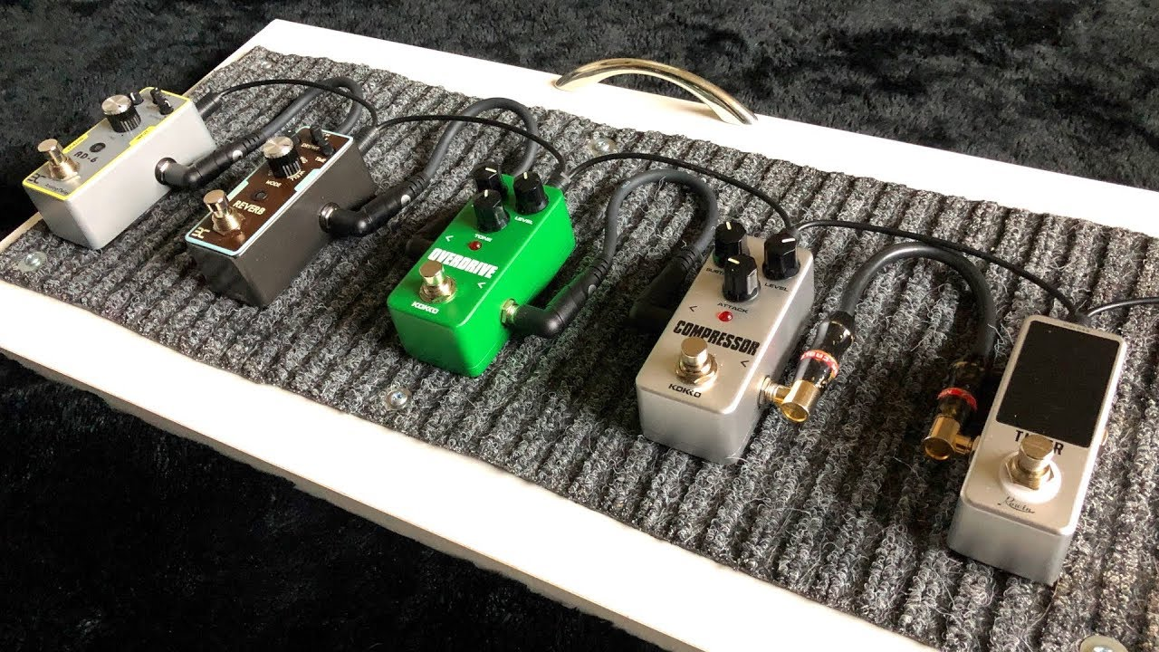 these cheap mini effects pedals are actually awesome most are less than 20 youtube. Black Bedroom Furniture Sets. Home Design Ideas