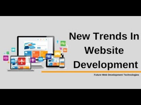Latest Website Development Trends   Future For Full-Stack Web Developers   Best Technologies   2019