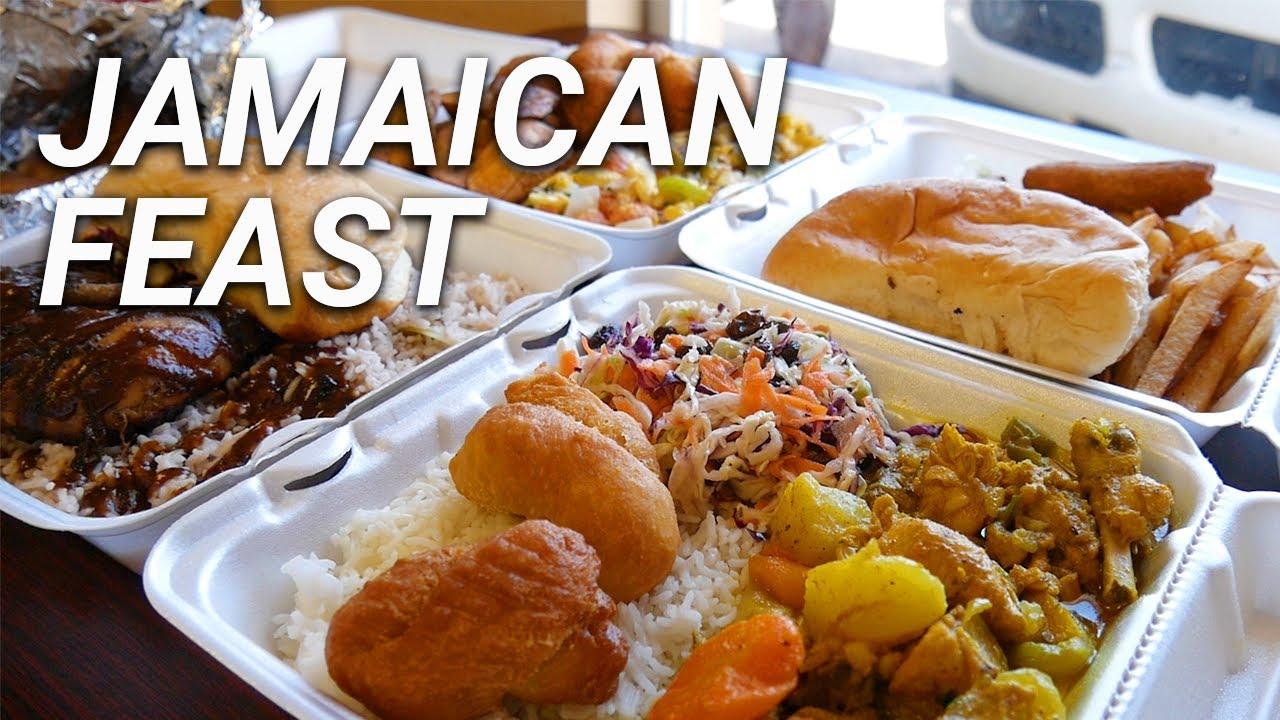 Sorrel's Jamaican Food