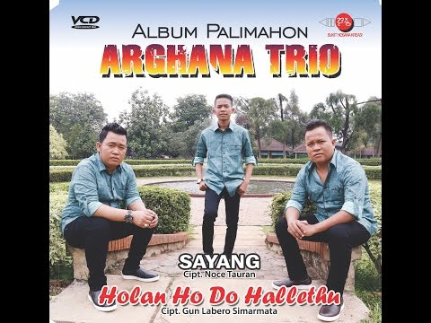 HOLAN HO DO HALLETHU - Arghana Trio Vol 5  Cipt.Gun Labero#music