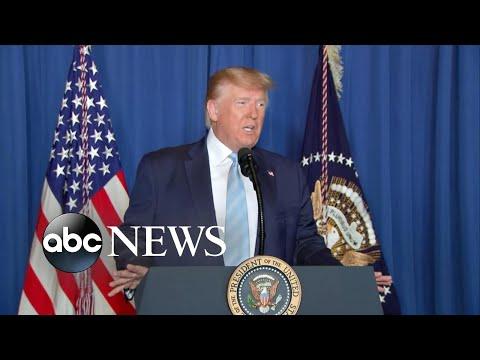 'We Took Action To Stop War, Not Start War:' Trump