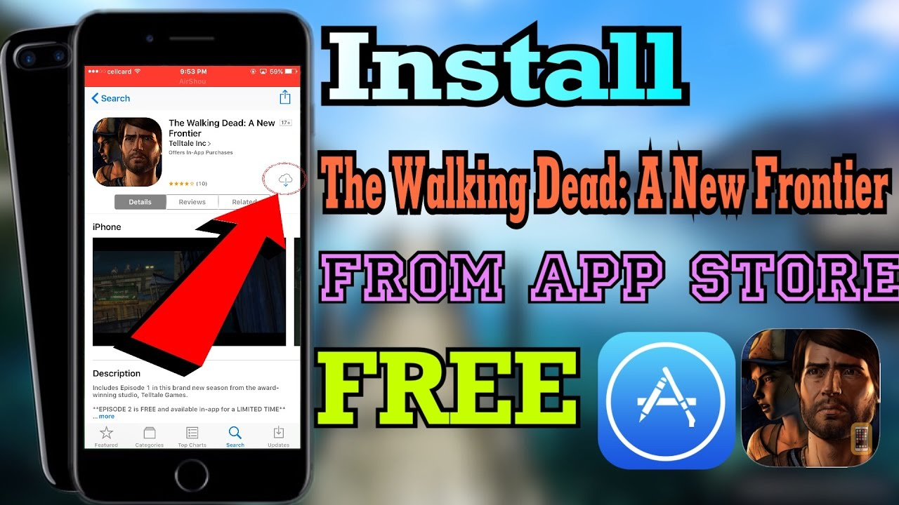 the walking dead game episode 2 free download ios