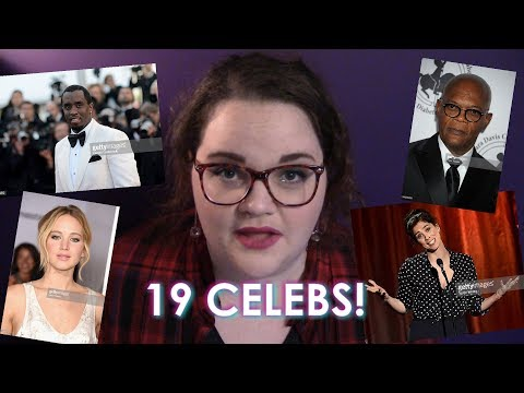 FAMOUS PEOPLE WHO HAVE BEDWETTING OR INCONTINENCE ISSUES!!!! 😮