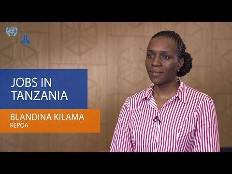 Blandina Kilama - Jobs In Tanzania