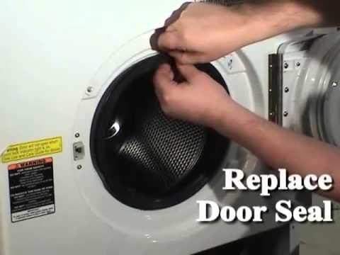 Front Load Door Lock Replacement