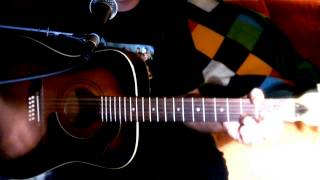 Getting Better ~ The Beatles - Macca ~ Acoustic Cover w/ Framus Texan 12-String & Eggshaker