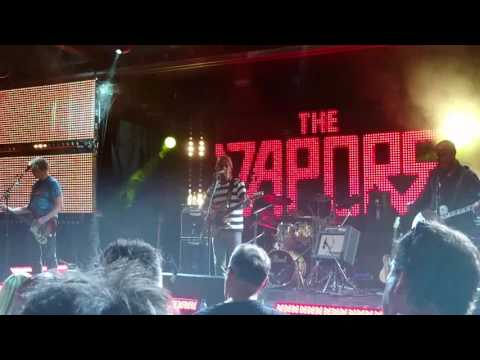 The Vapors  America live at Epic Studios, Norwich, 17th June 2017