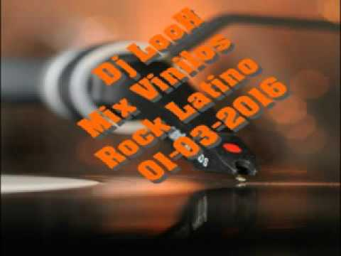 Dj LooH - Mix Vinilo Rock Latino