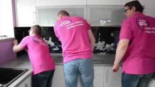 видео Скинали для кухни
