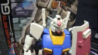 Repeat youtube video Master grade bandai gundam rx-78-2 ver.one year war 0079 scala 1/100