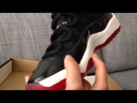 Nike Air Jordan XI/11 Bred PS Review