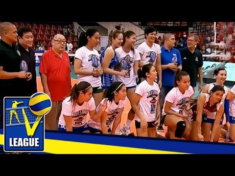 Shakeys V-League: Awarding | November 20,2016